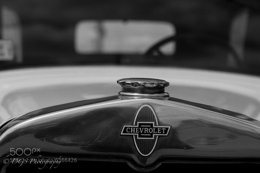 1929 Chevy Coach