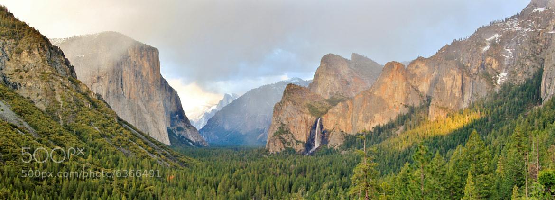 Photograph Yosemite by Ignacio Feliciano on 500px