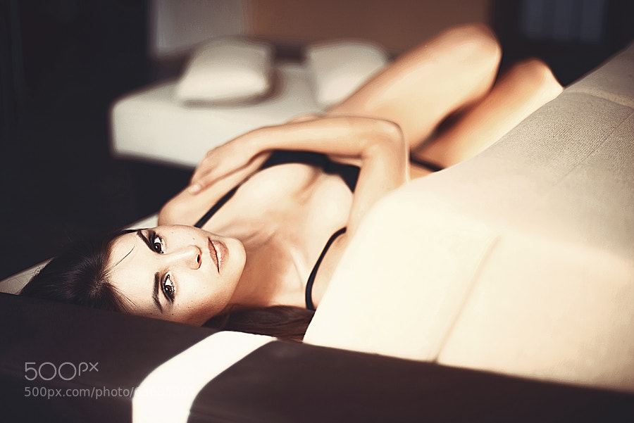 Photograph Vika by Сергей Шарков on 500px
