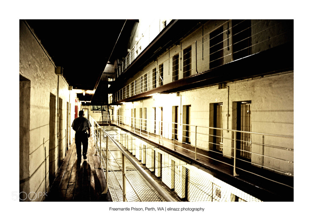 Photograph Fremantle Prison by Muhd Nazim on 500px