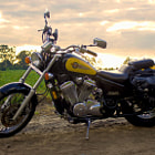 Постер, плакат: Honda Shadow 97