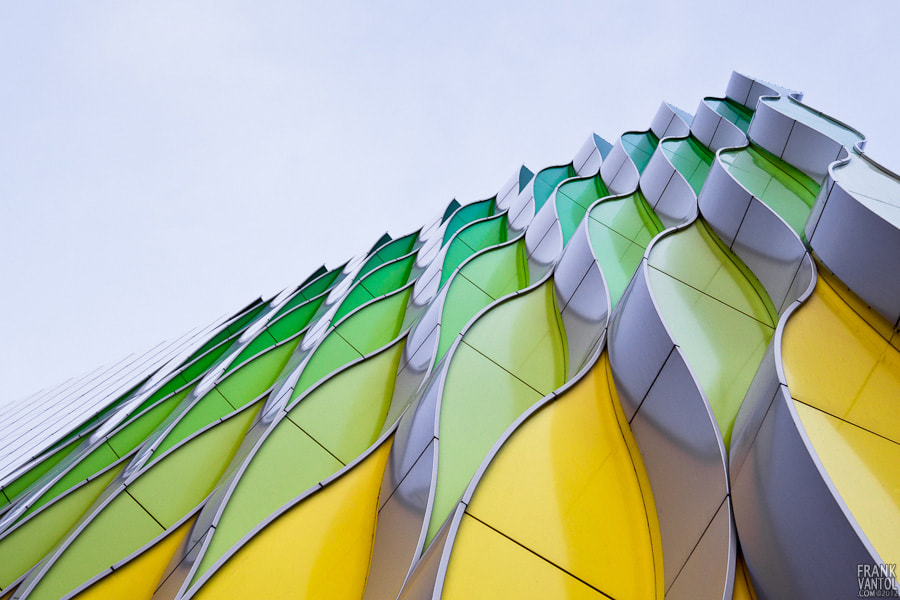 Photograph Curved Facade by Frank van Tol on 500px