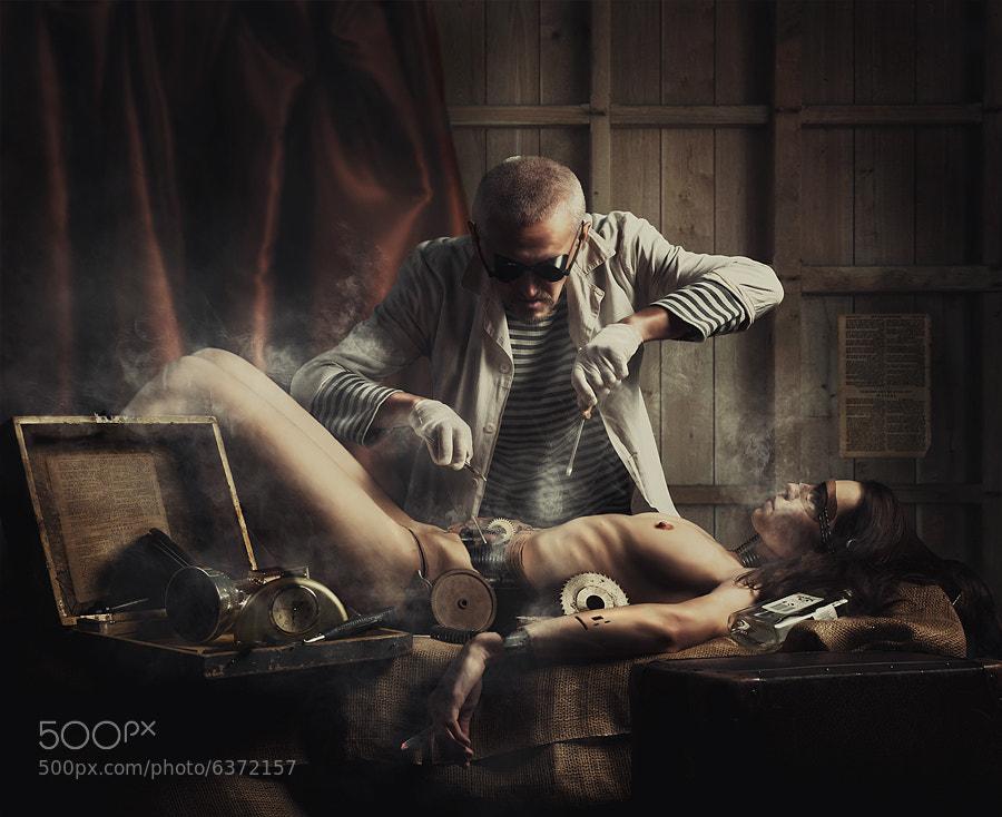 Photograph Mechanicus by Rostislav Zagornov on 500px