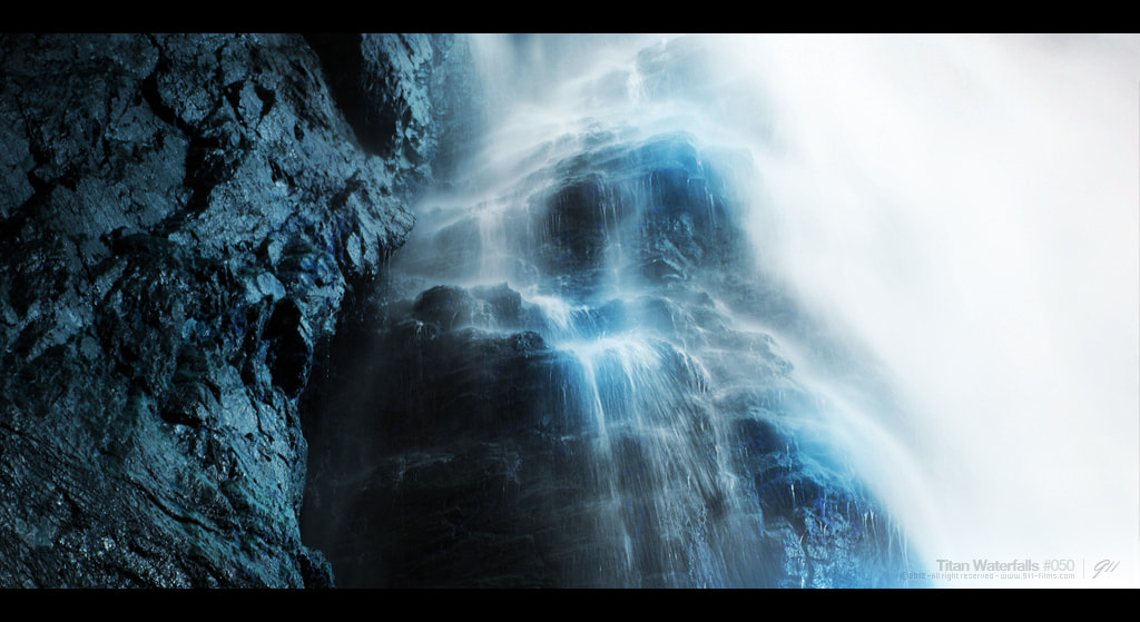 Photograph Titan Waterfalls by 911  on 500px