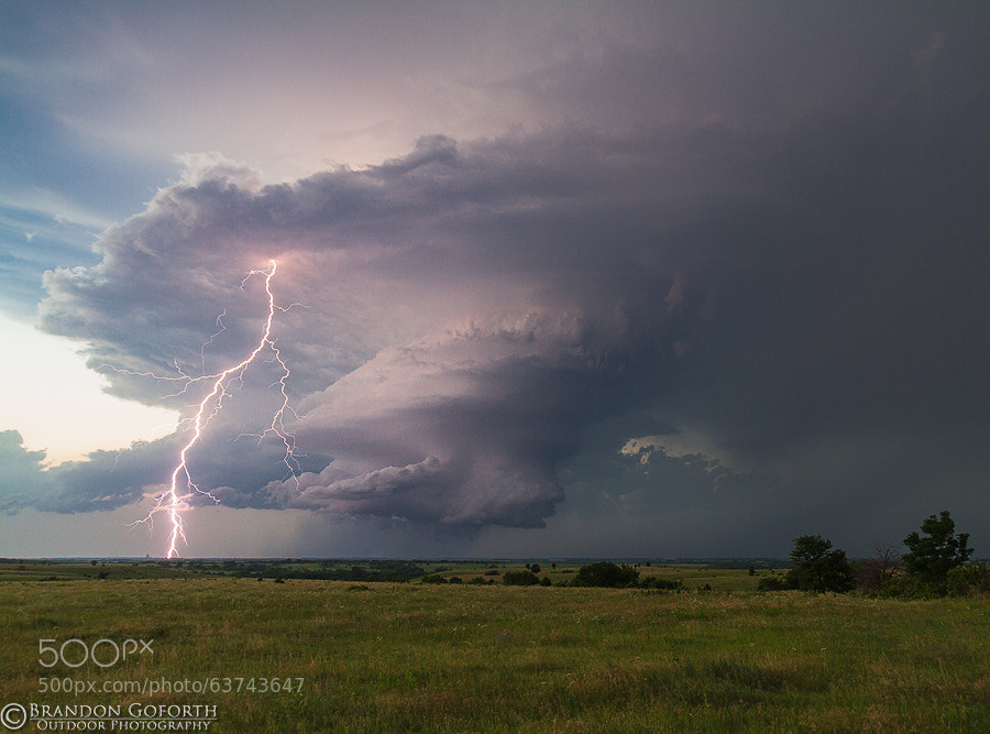 Photograph Kansas-June 19, 2011 by Brandon Goforth on 500px