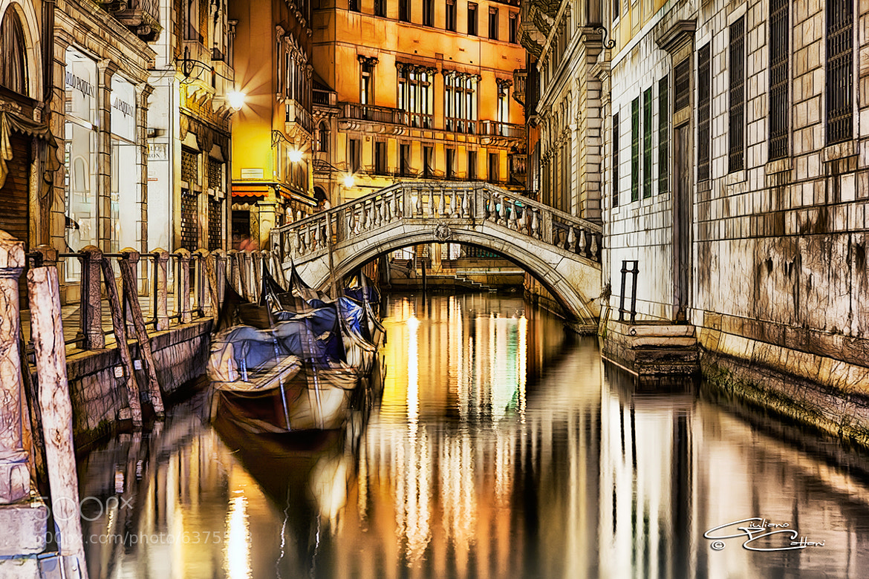 Photograph Gondole by Giuliano Cattani on 500px