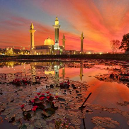 Masjid Tengku Ampuan Jemaah | Februari 1, 2014 Sunrise