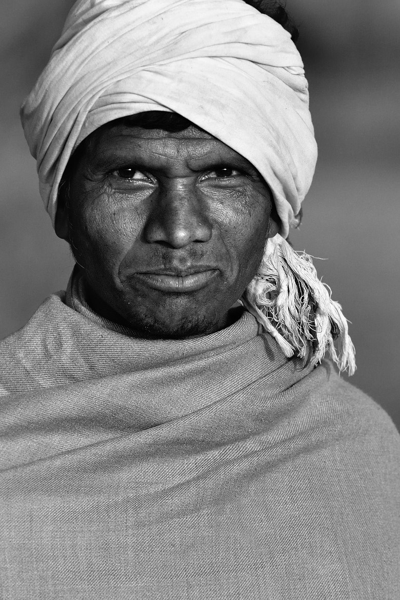Photograph Hindu man by Mats Brynolf on 500px