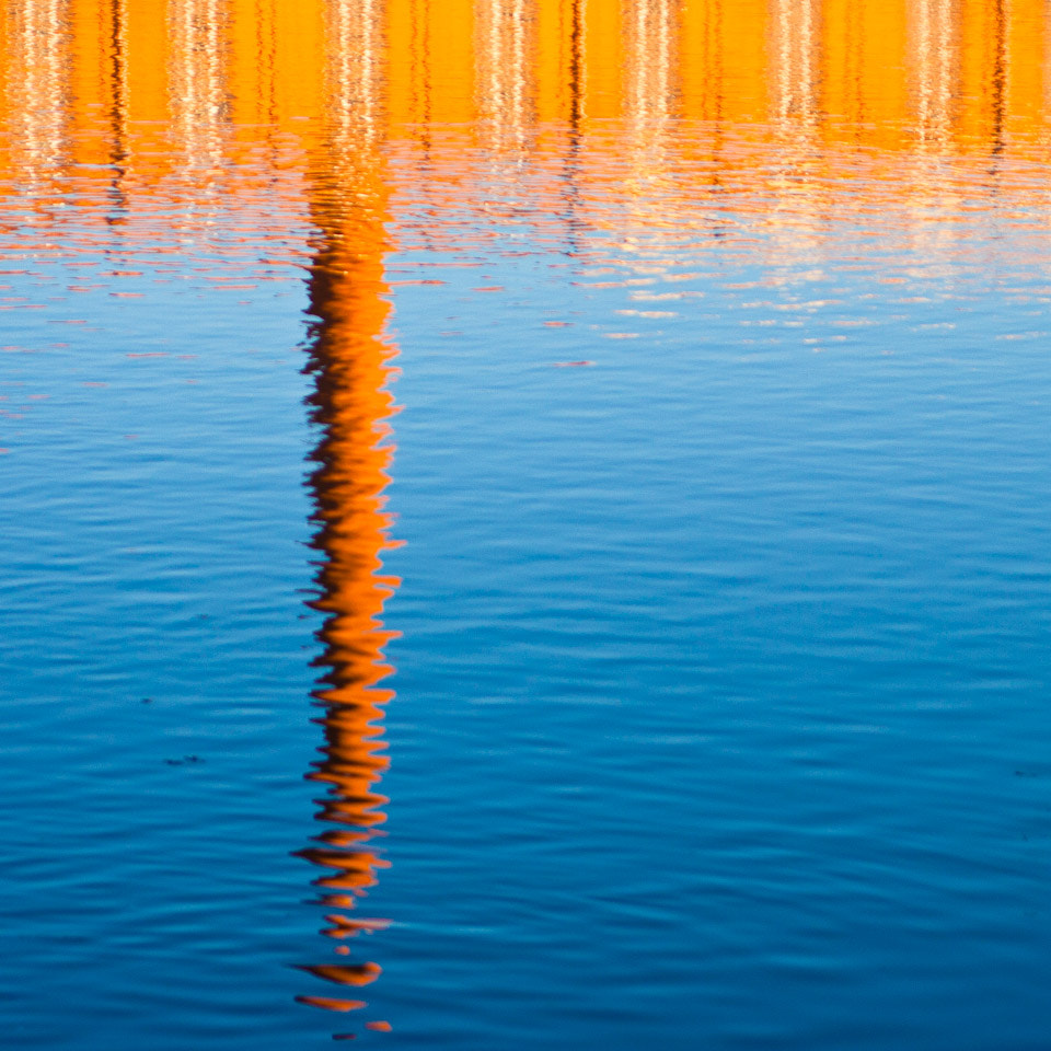 Photograph Tower Reflected by Ana Pratas on 500px