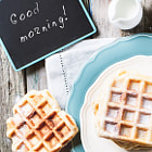 Постер, плакат: Morning Waffles
