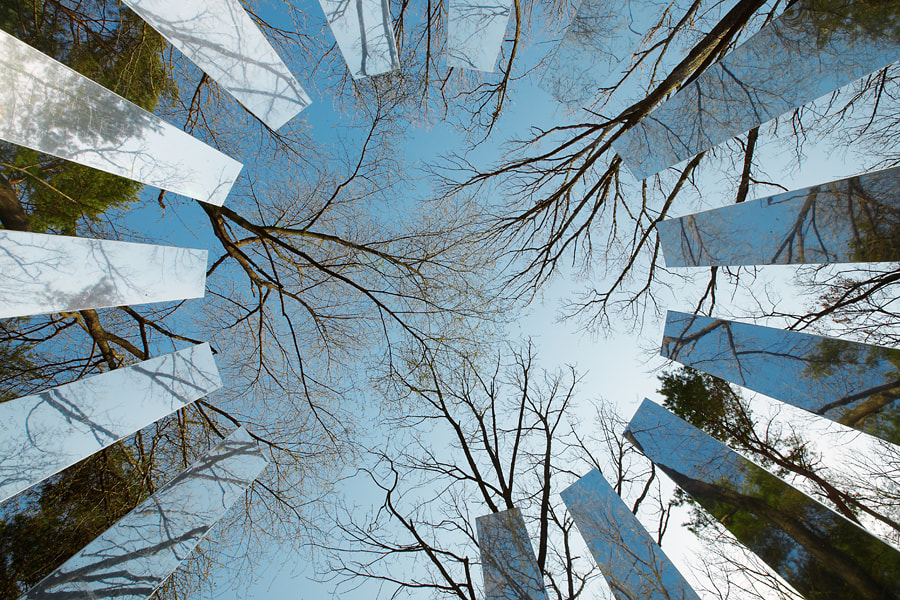 Photograph Mirrors by Young Wook Woo on 500px