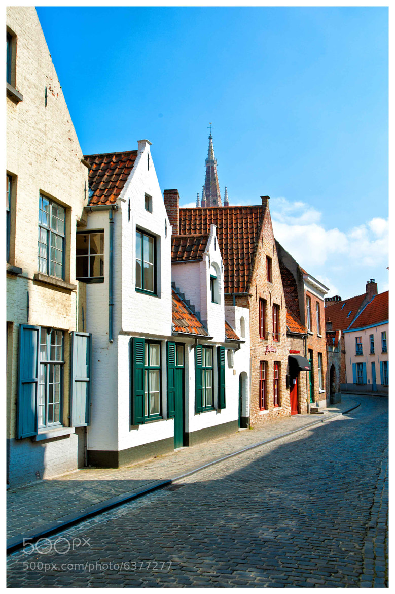 Photograph Bruges by David Dx on 500px