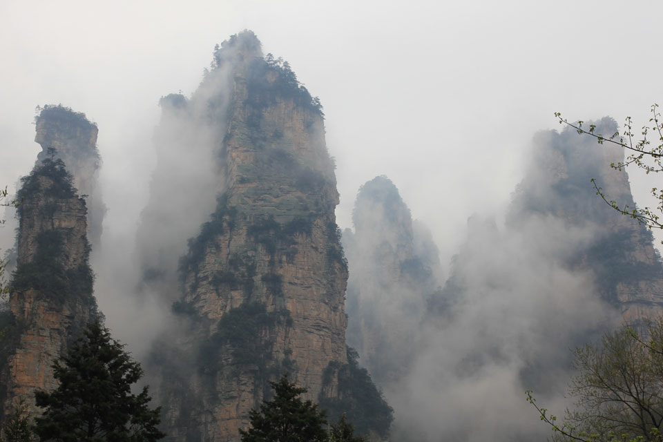 Photograph Clouds in the mountain by He Peng on 500px