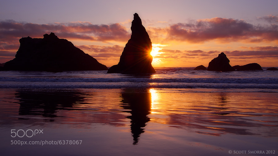 Photograph Bandon Reflections by Scott  Smorra on 500px