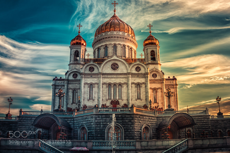 Photograph Cathedral by Andrew Vasiliev on 500px