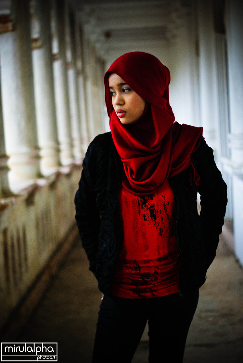Photograph The Red Hijab by Amirul Alpha on 500px
