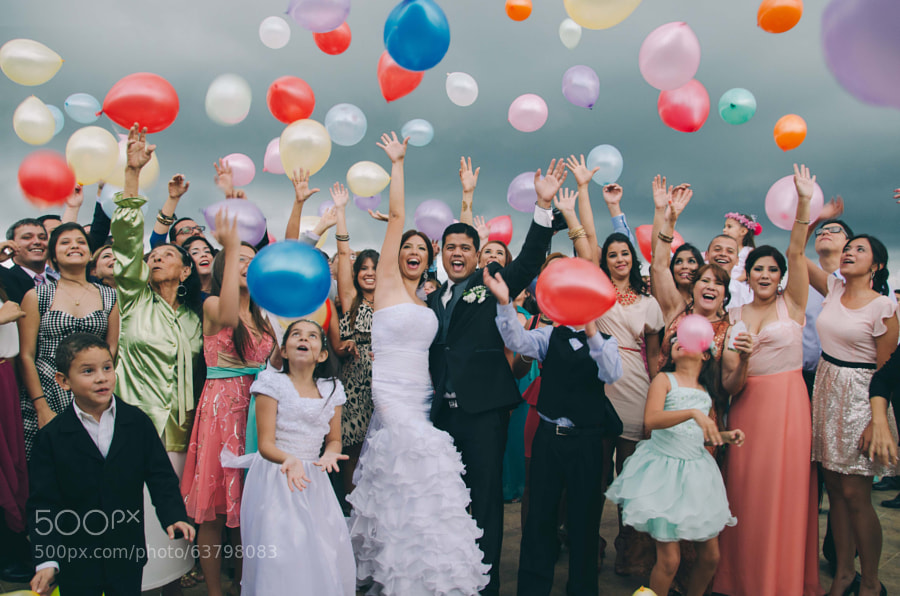 Photograph Colorful Celebration! by Amanda Oviedo on 500px