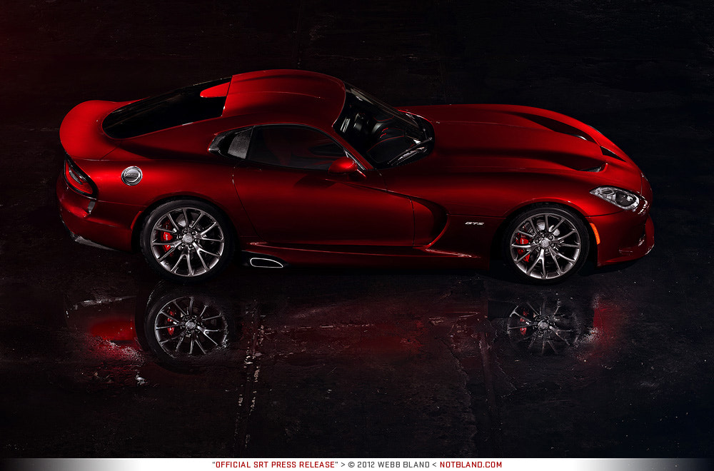 Photograph 2013 SRT Viper GTS Press Release 08 by Webb Bland on 500px