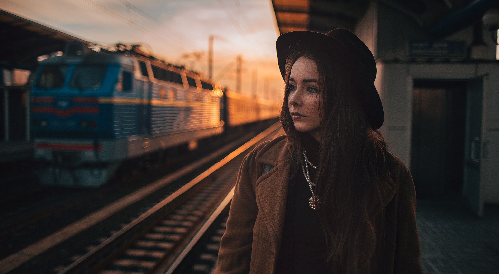 Photograph The train coming soon by Anton Muhin on 500px