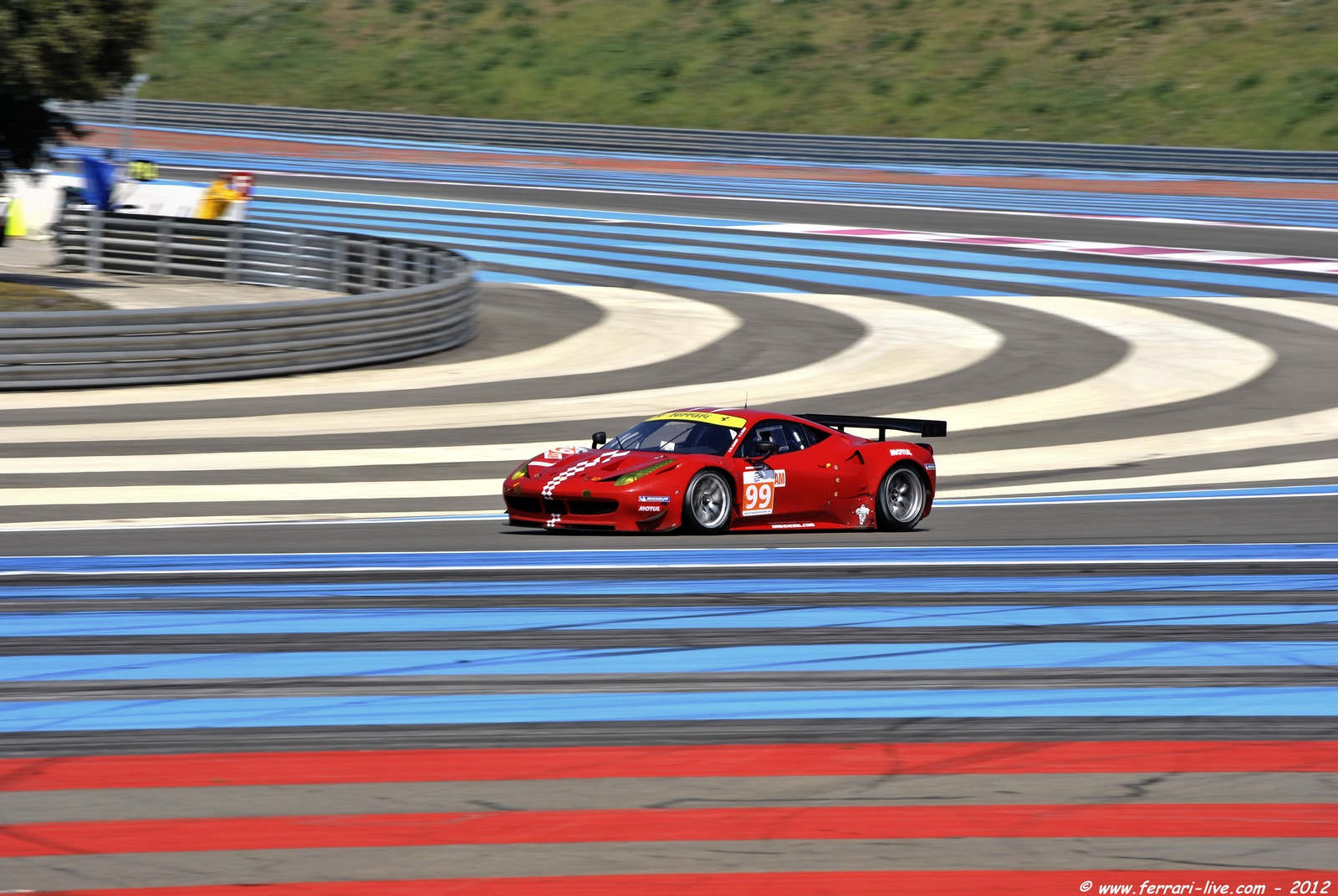 Photograph Ferrari 458 Italia GTE AM  by Ferrari-live @ Franck on 500px