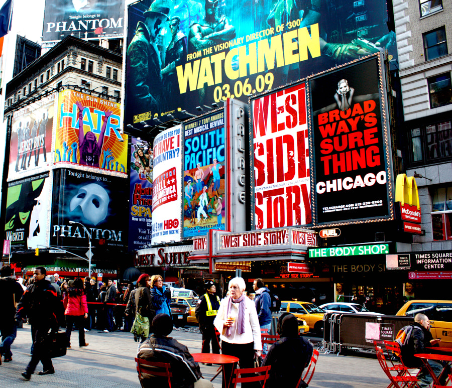 family holiday destinations New York City