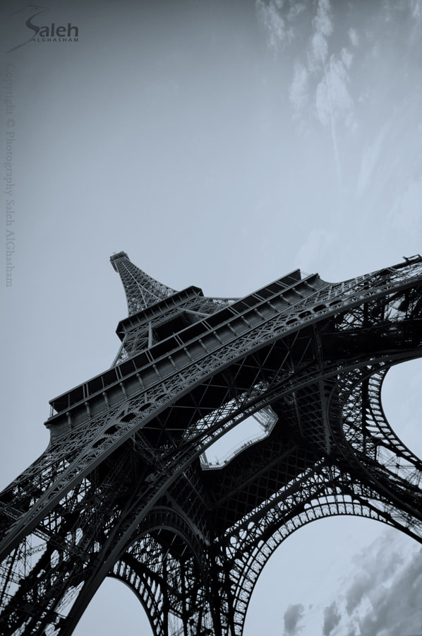 Photograph Eiffel Tower - || by Saleh AlGhasham on 500px