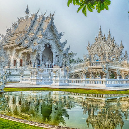 The White Temple