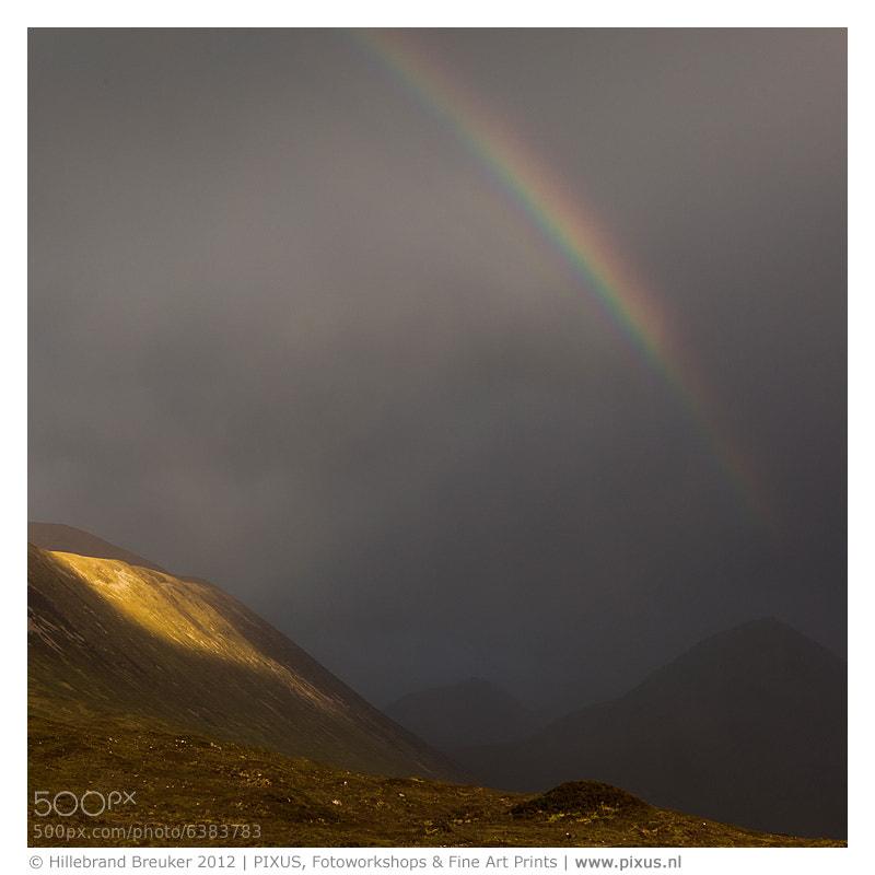 Photograph cuillin hills by Hillebrand Breuker on 500px