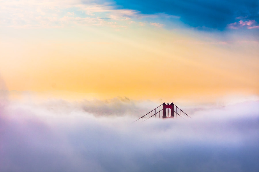 Above the Clouds by Qiqiqiqi on 500px.com