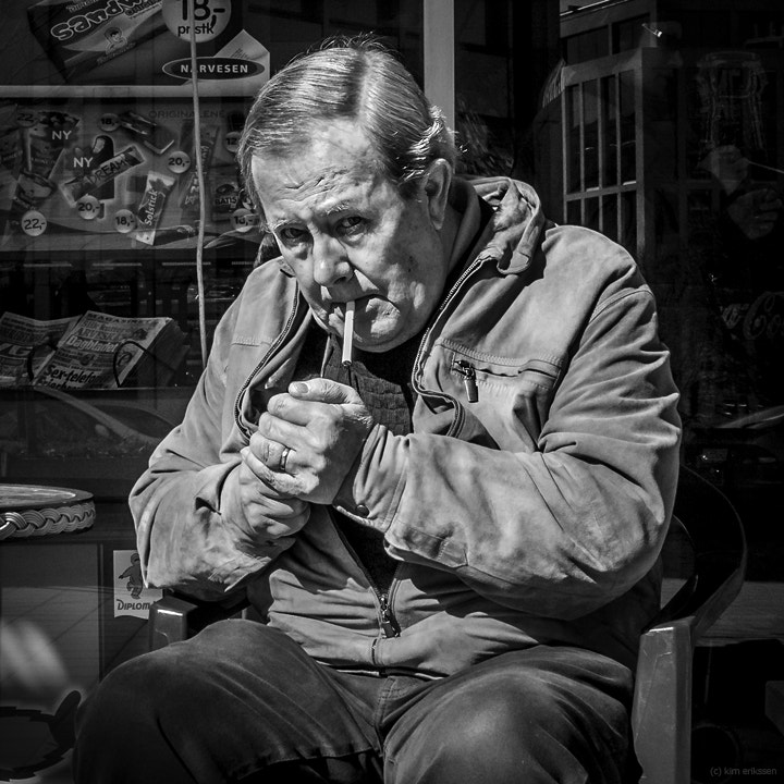 Photograph Another Oslo Citizen #6 by Kim Erikssen on 500px