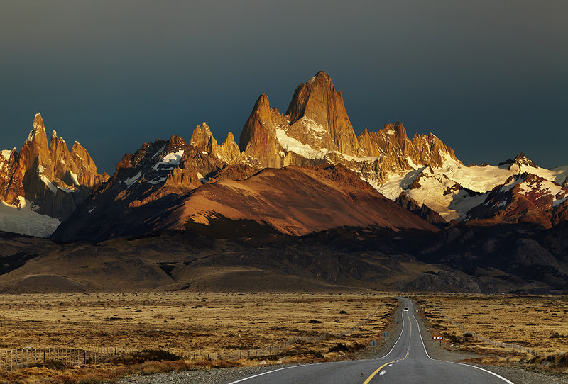 Photograph Mt Fitz Roy by Dmitry Pichugin on 500px