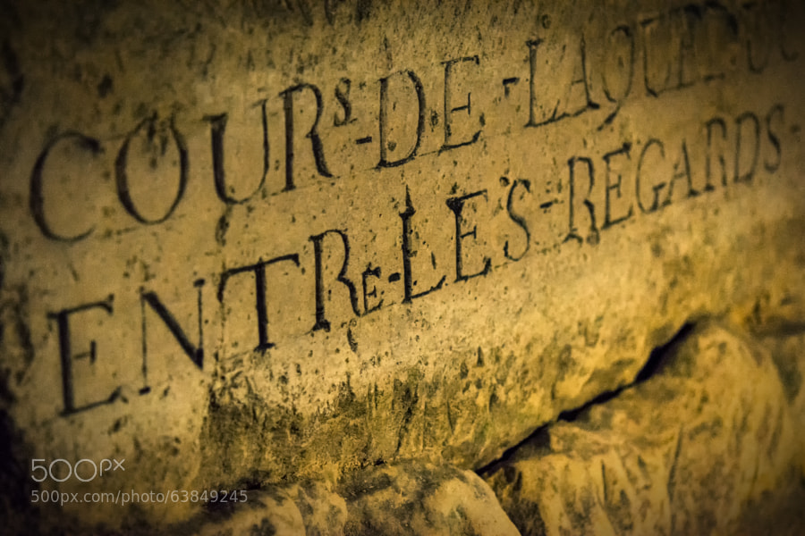 Catacombes de Paris #1