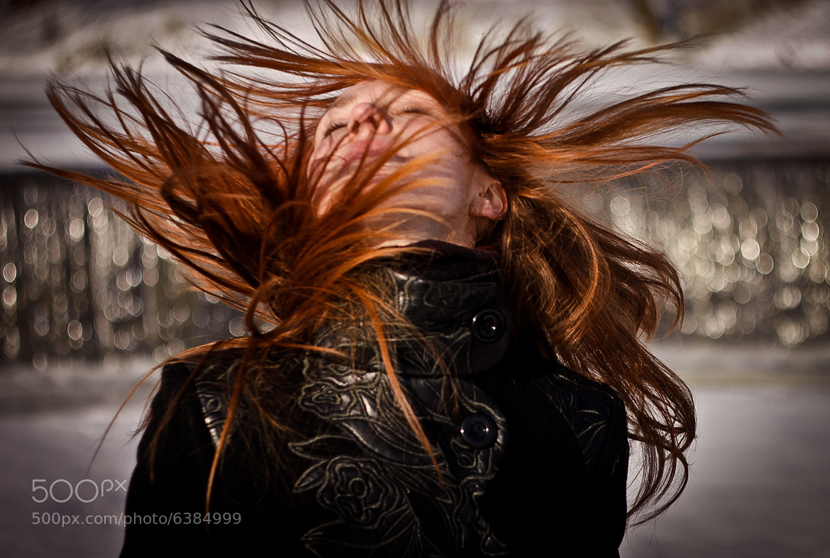 Photograph Spike hair by Serge Vakhromeev on 500px