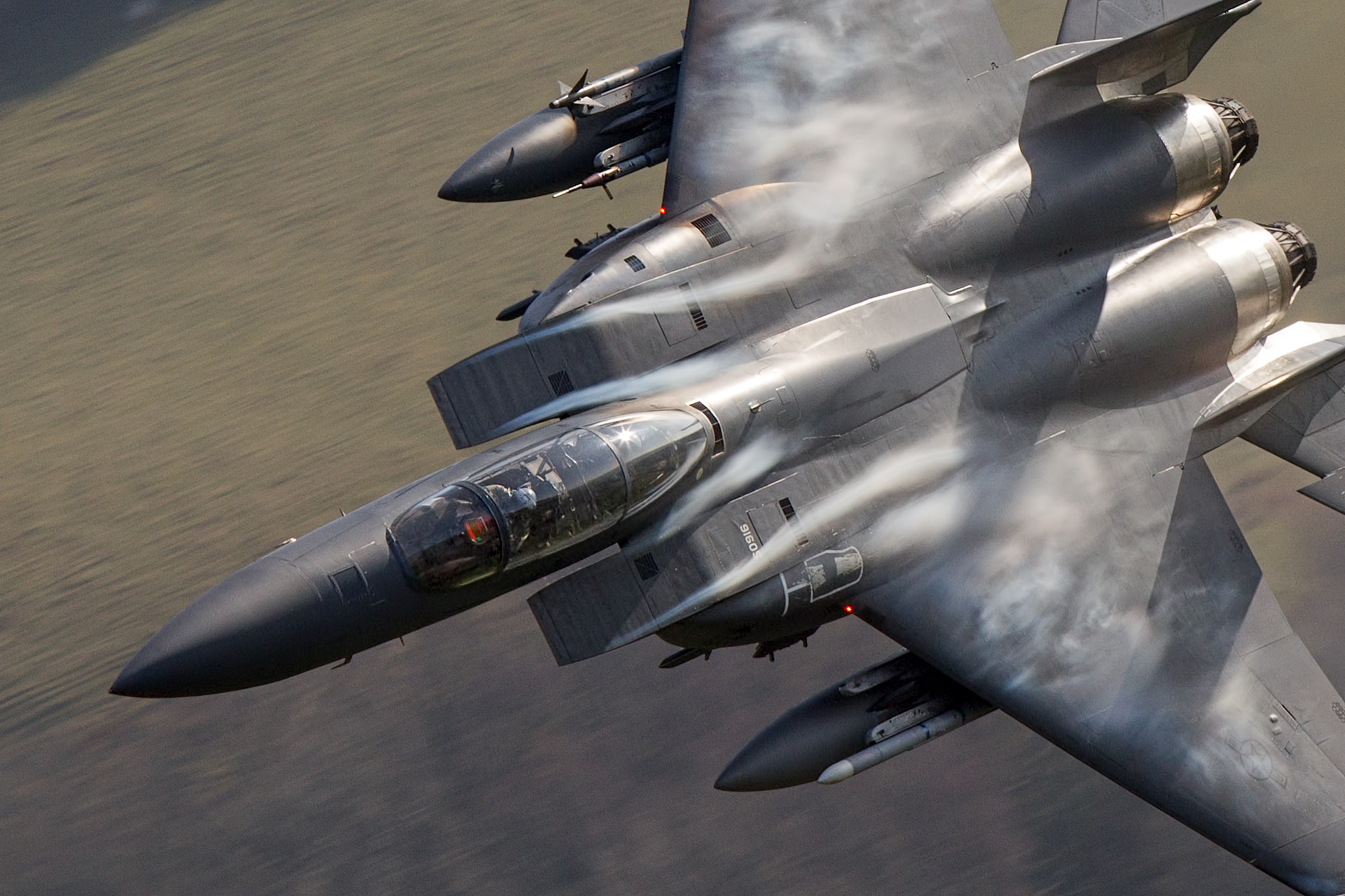 Photograph Early Morning Strike Eagle by Rob Birmingham on 500px