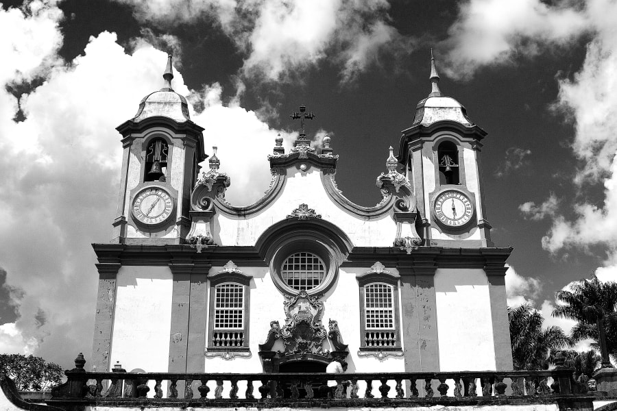 Church at Tiradentes