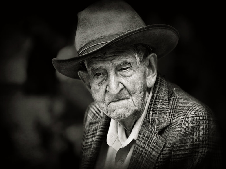 Photograph Old Man by Diana  Duque  on 500px