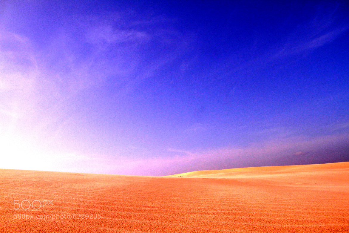 Photograph Stockton Sand Dunes. by Keyur 7D on 500px