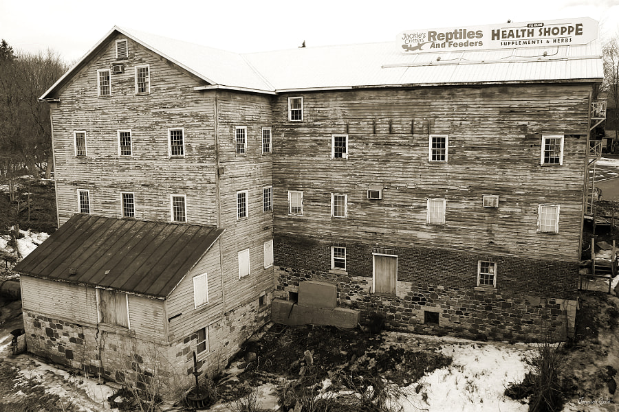 The Old Bowmanville Mill
