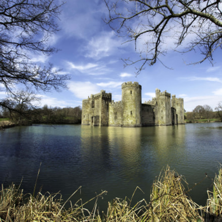 Bodiam Castle Sussex