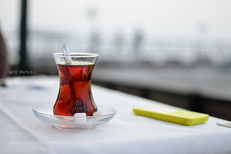 Photograph Evening tea by Dato Trapaidze on 500px