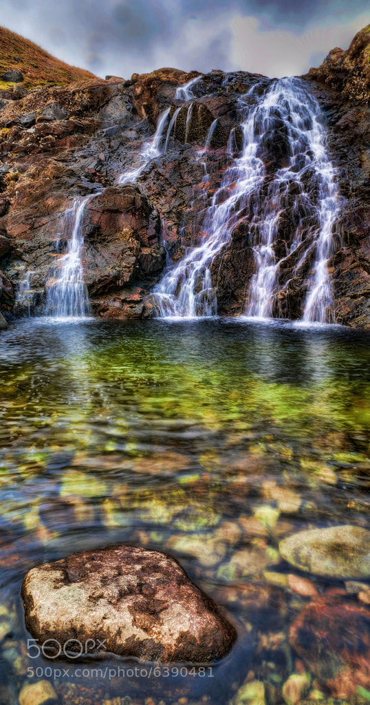 Photograph Sour Milk Gill Falls by Richard Deane on 500px