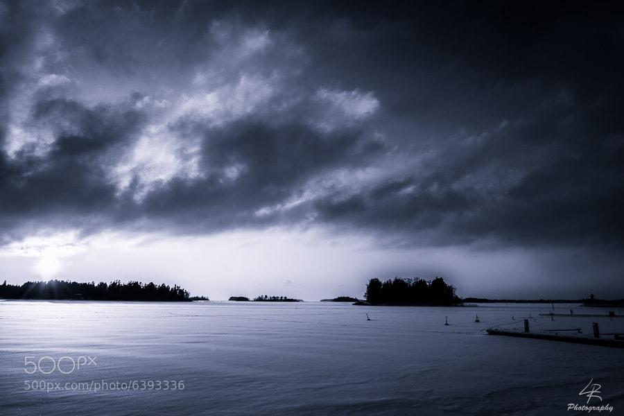 Photograph Blue Moment by Leo Rantala on 500px