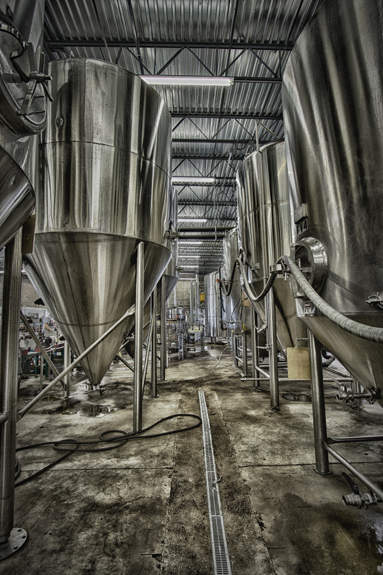 Photograph Brewery by Daniel Brennan on 500px