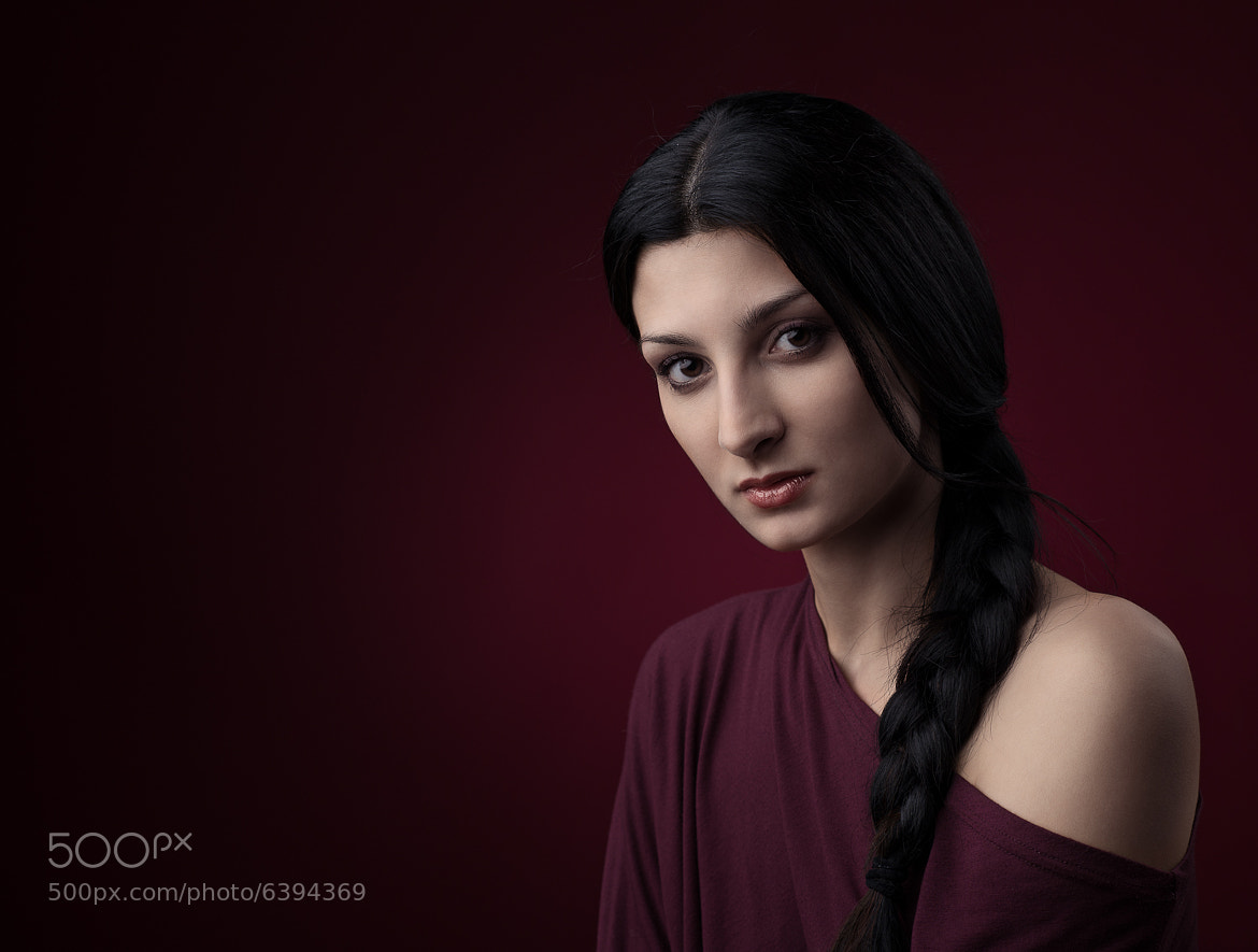 Photograph Just a simple portrait by Giovanni Gori on 500px
