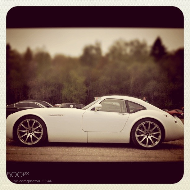 Photograph Wiesmann @ Moscow Unlim 500+ by Slava Bochkov on 500px