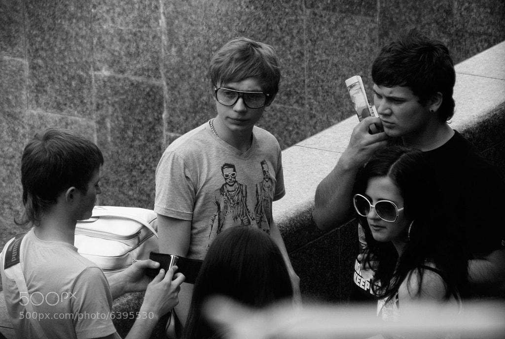 Photograph Urban guys by July  Glushmann on 500px