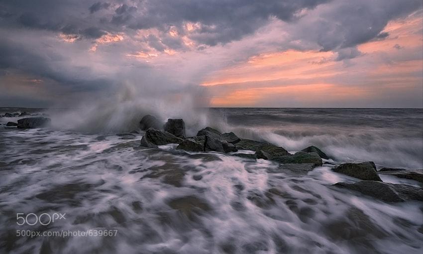 Photograph Наедине с морским рассветом by Vadim Shevchenko on 500px