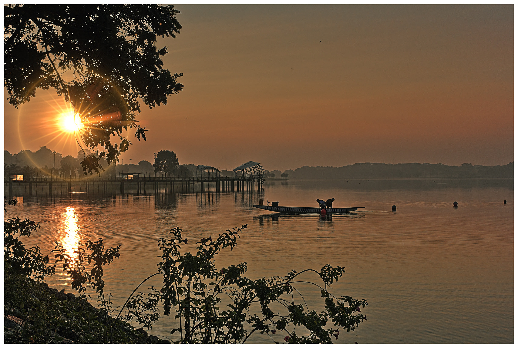 Photograph In the Mist of Dawn.. by Christine Loo Loo on 500px