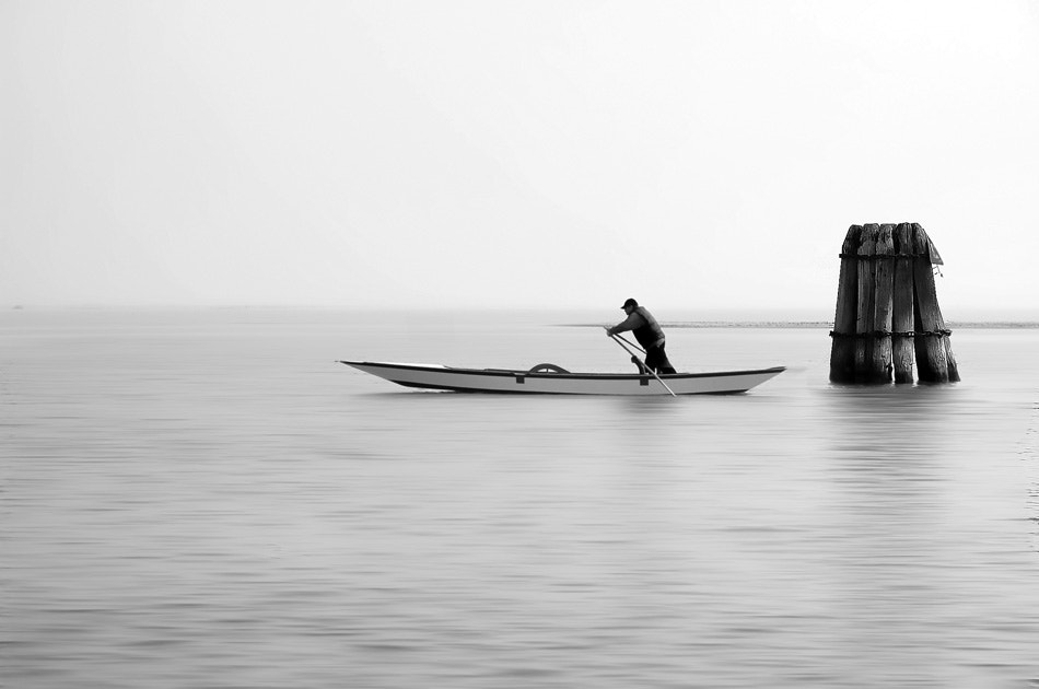 Photograph Paddling by Calin C. on 500px