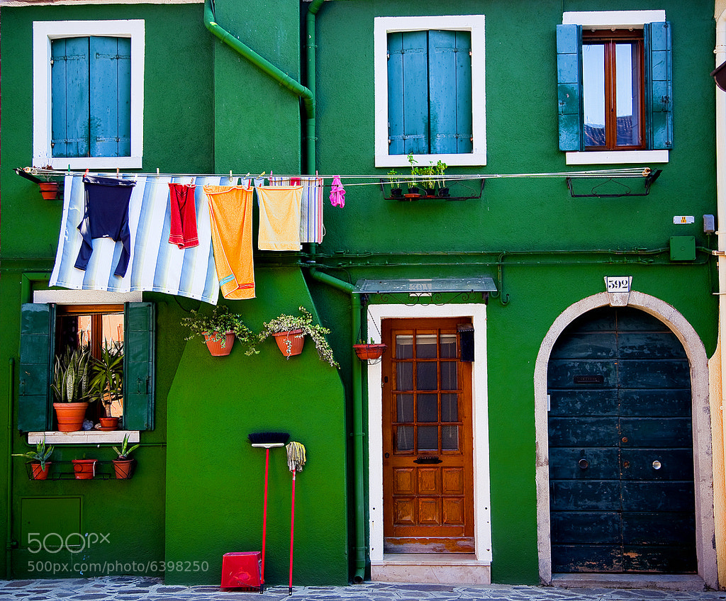 Photograph Burano by Philip O'Toole on 500px